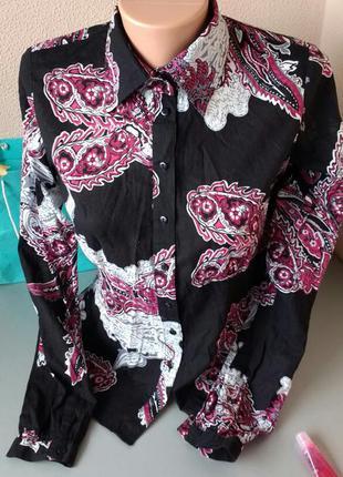 Приятная блузка в цветы bandolera 36