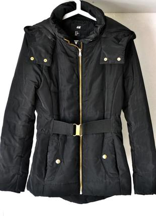 Теплое пальто, парка куртка