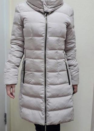 Пуховик пальто куртка colin's (xs)