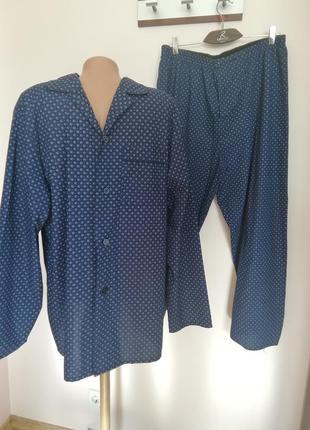 Фирменная мужская пижама/xl/brend marks&spencer