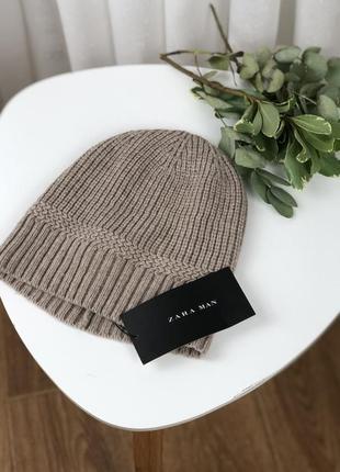 Мужская шапка от zara