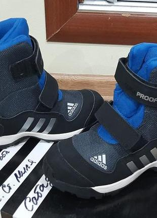 Ботинки адідас