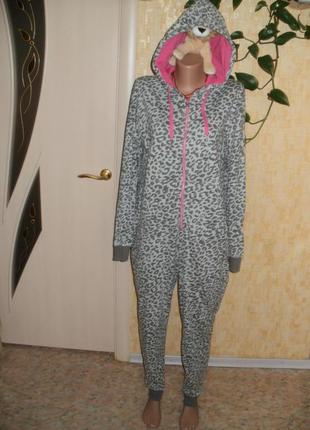 Милый  хлопковый человечек кигуруми слип человечек халат костюм пижама комбинезон
