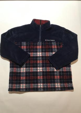 Флиска кофта tommy hilfiger the north face
