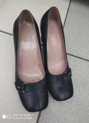 Туфли туфли с квадратним носком