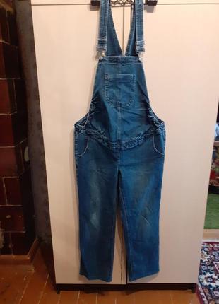 Комбинезон джинсовый bpc collection