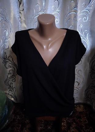 Лаконичная блуза на пышные формы atmosphere