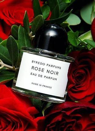 Byredo parfums rose noir оригинал