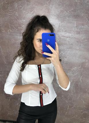 Ідеальна біла сорочка
