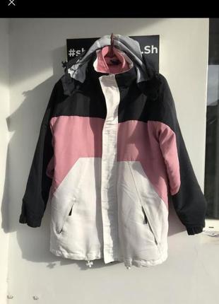 Куртка парка кофта спортивная