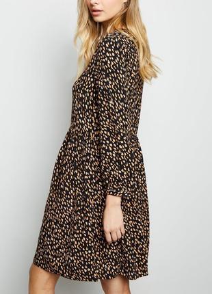 Шикарное платье в горох платье в горошек батал большой размер сукня