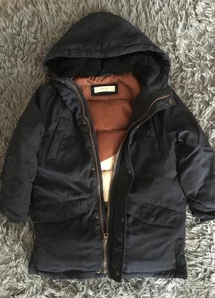 Mango зимова куртка/парка/пуховик