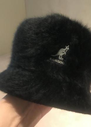 Шляпа из ангоры англия kangol