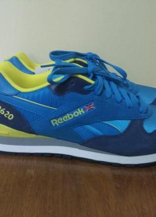 Мужские новые кроссовки reebok gl 2620 (m45920) (оригинал)
