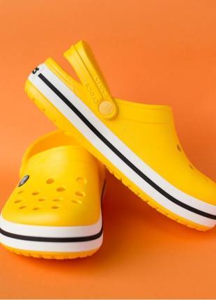 Crocs crocband мужские сабо crocs