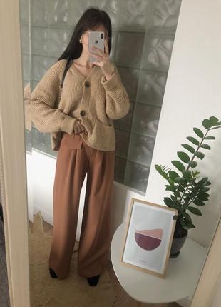 Женские брюки палаццо internacionale