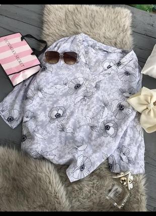 Актуальная блуза рубашка сорочка блюзка джемпер блузка