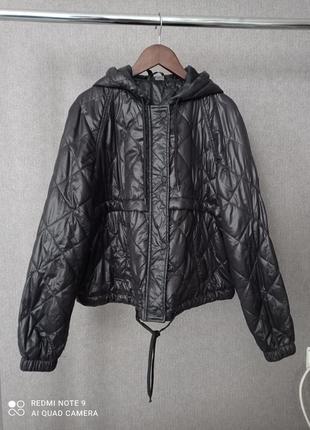 Стеганая куртка матовая