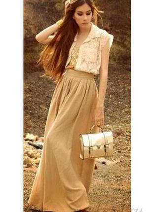 Очень красивая актуальная юбка
