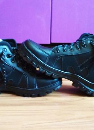 Мужские зимние ботинки.