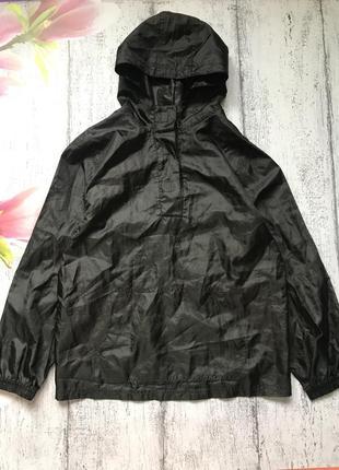 Крутая ветровка куртка дождевик george 11-12лет
