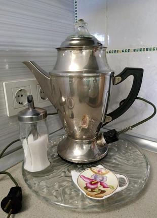 Чайник ссср раритет