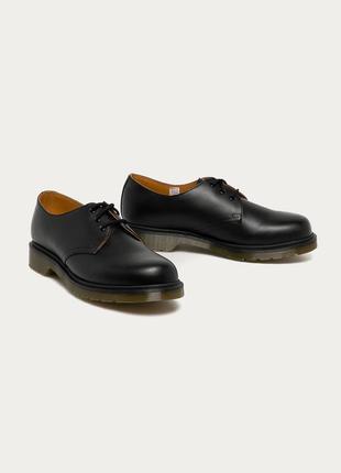Туфли мартинсы оригинал 37р dr. martens - кожаные туфли 1484 pw