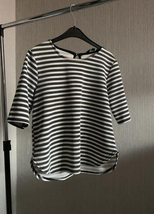 Плотная футболка