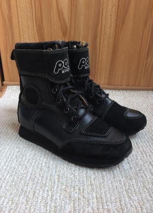 Мотоботы мото ботинки polo sport