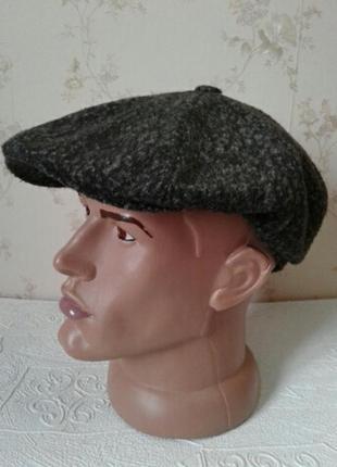 Nelson stetson хулиганка картуз кепка плоская мужская
