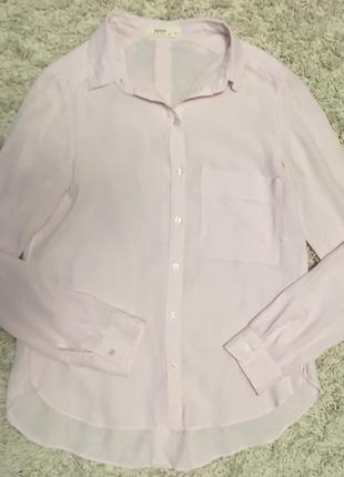Блуза легкая bershka