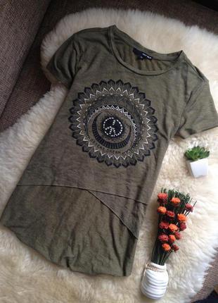 Топ -футболка tally weijl р-р s