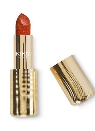 Помада ocean feel sparkle lipstick от kiko milano 01