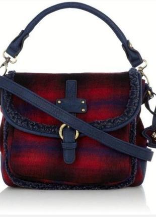 Мега класна шерстяна сумочка в трендових відтінках від mantaray❤️