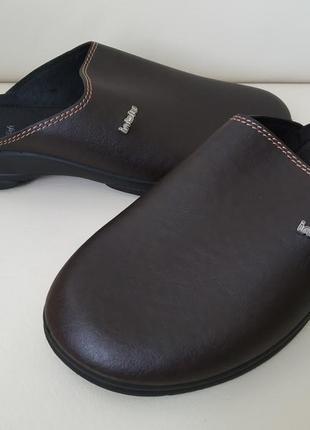 46 p. inblu новые стильные мужские сабо тапочки шлепанцы