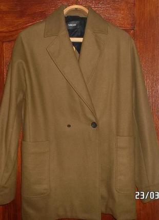 Пальто голландского бренда turnover.