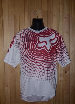 Fox original jersey мото футболка