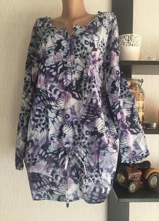Рубашка туника tcm дефект