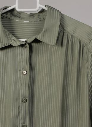 Блуза в смужку h&m