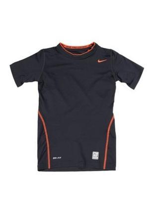 Компрессионая термо футболка спортивная nike оригинал
