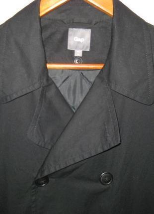 Мужская куртка плащ пальто с подстежкой gap