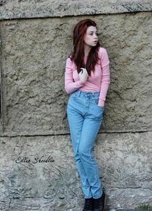 Джинси с резинкой на резинке джинсы штаны