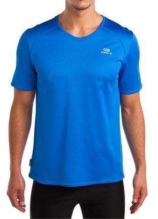 Новая дышащая футболка от декатлон кalenji для бега и жары