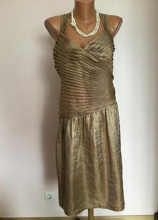 Елегантное большое платье/46/brend defenitions