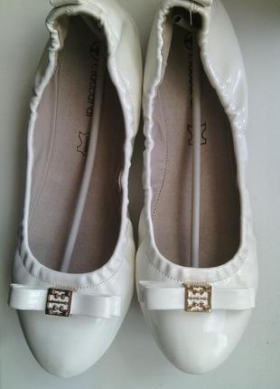 Очень милые женские балетки  t.taccardi. возможен торг!!!