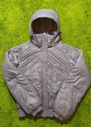 Оригинальная курточка пуховик nike