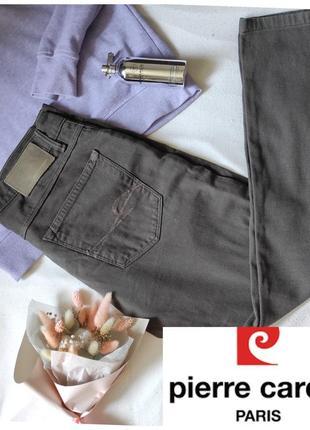 Французские классические джинсы прямого кроя