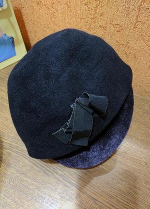 Шляпка винтажный стиль ретро