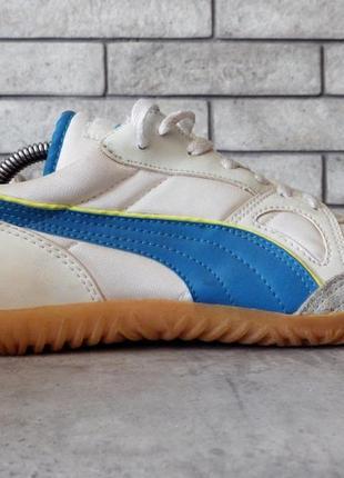Кроссовки кеды puma vintage 1991 год оригинал винтаж пума