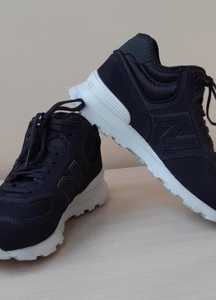 Ботинки осень-зима, кроссовки new balance р.37,5-38